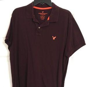 Men's American Eagle Polo Shirt - Various Colors
